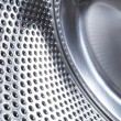 Royalty-Free Stock Photo: Washing machine drum background