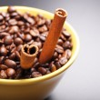 Coffee and cinnamon - Foto Stock