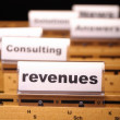 Revenue - Foto Stock
