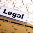Stock Photo: Legal