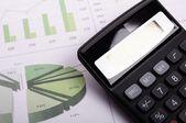 Calculator — Stockfoto