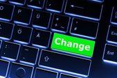 Change — Stock Photo