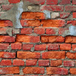 Old brick wall - Stock Photo
