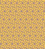 Seamless ornamental background — Stock Vector