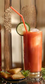 Bloody Mary coctail — Stock Photo