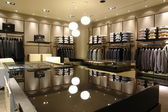 Interior of shop — Stock Photo