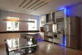 Interior of a kitchen — Stock Photo