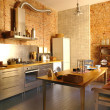 Stock Photo: Interior of a kitchen