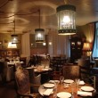 View of restaurant in mute light — Stockfoto #3181136