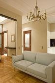 Interior of living room — Stock Photo