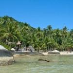 Thailand Asia Island Ko TAO — Stock Photo