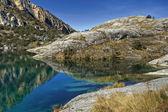 Cordillera Blanca — Foto Stock