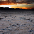 Badwater Basin - Stock Photo