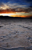 Badwater Basin — Stock Photo