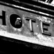 Stock Photo: Old Hotel