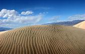 死亡谷沙丘 — 图库照片