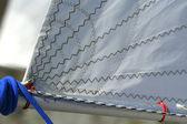 Detail of sail / rigging — Stock Photo