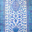 Traditional Oriental Tiles / handmade art — Stock Photo #3537261