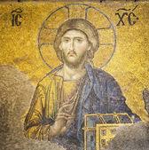 мозаика иисуса христа — Стоковое фото