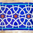 Traditional Oriental Tiles / handmade art — Foto Stock #3549829