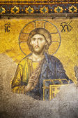 Mosaic of Jesus Christ — Stock Photo
