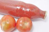 Sos pomidorowy — Zdjęcie stockowe