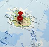 Karta över europa — Stockfoto