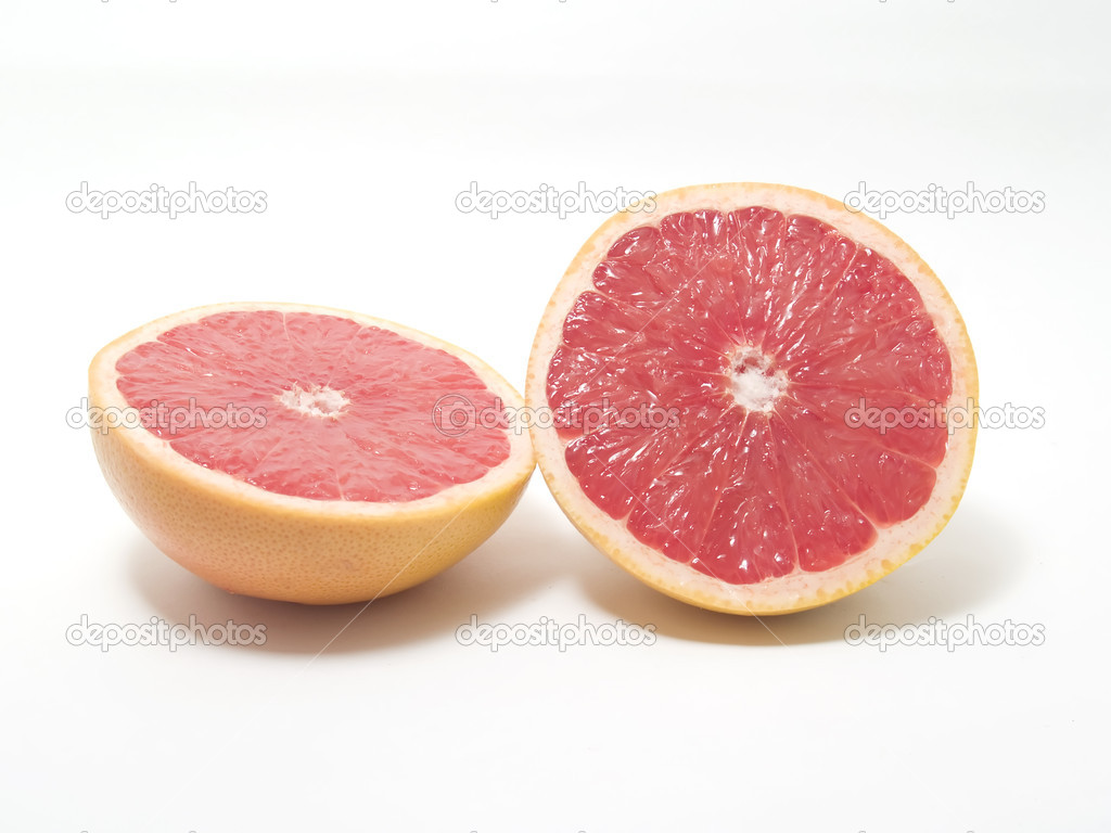 pink grapefruit — Stock Photo #3067422