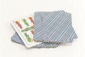 Spaanse kaartencartas españolas — Foto de Stock