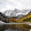 Maroon Bells — Stock Photo #3081777