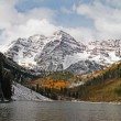 Maroon Bells — Stock Photo #3632742