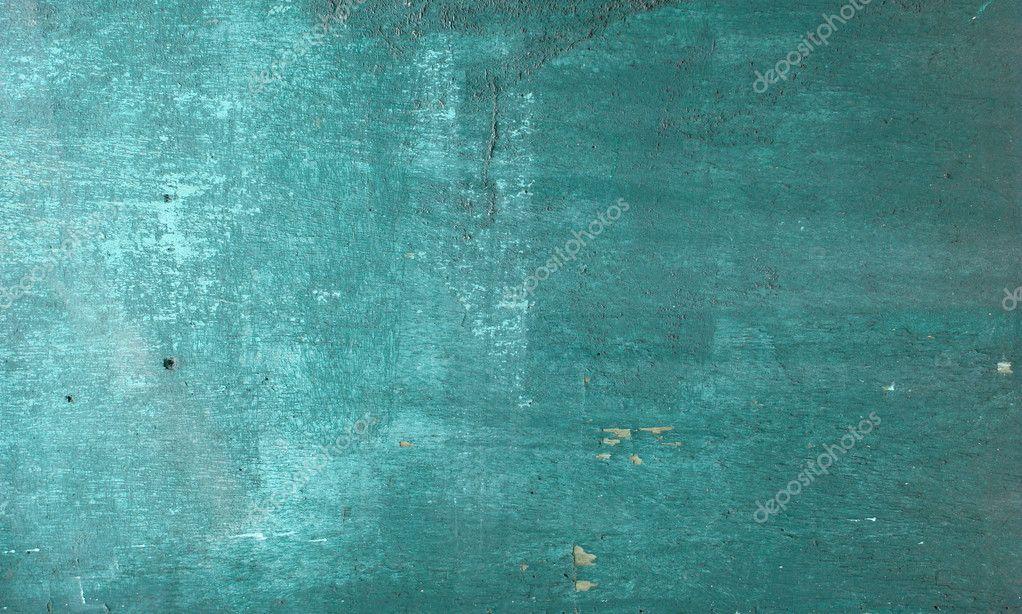 Worn turquoise paint  u2014 Stock Photo  u00a9 johnjohnson #3189535