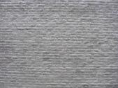 Brick wall painted white gray — Stock Photo