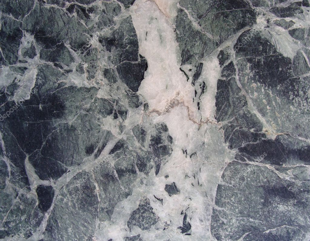 Black white gray blue flamed marble sheet slab                                 — Stock Photo #3398559