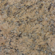 Orange black gray cloudy speckled marble sheet slab - Stock Photo