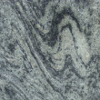 Wave blue green gray black marble sheet slab - Stock Photo