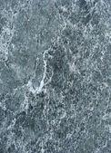 Blue and white wavy marble slate — Stock Photo