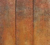 Worn dirty orange red brown colored concrete — Stock Photo