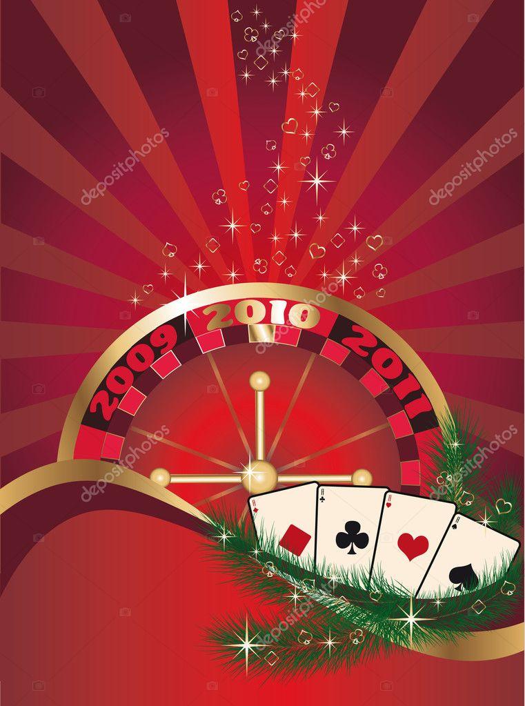 casino cards vector