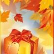 Stock Vector: Autumn sale. vector illustration.