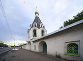 Old Church in Pskov city center, Russia — Stock Photo