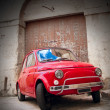 Red Classic Car. — Stock Photo #3017883