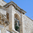 St. John the Baptist Church.Giovinazzo. — Stock Photo