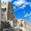 Stock Photo: Sassi of Matera. Basilicata.