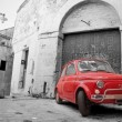 Red Classic Car. — Stock Photo #3024554
