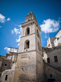 St. Pietro Barisano Church. Matera. — Stock Photo