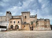 Conversano Castle. Apulia. — Stock Photo
