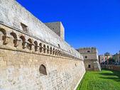 Norman-Swabian Castle. Bari. Apulia. — Stock Photo