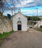 Rural church. Martina Franca. Apulia. — Stock Photo