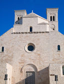 St. Corrado Cathedral in Molfetta. Apulia. — Photo